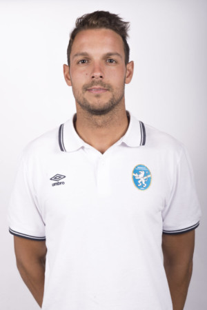 Federico Mazzola, allenatore della Primavera del Brescia Calcio Femminile