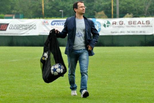 Cristian Peri, direttore sportivo del Brescia femminile