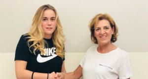 Brescia calcio femminile Veronique Brayda