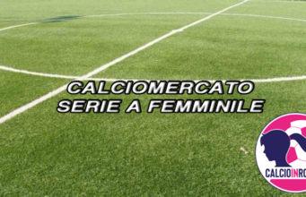Calciomercato Serie A femminile