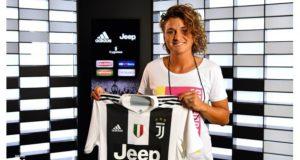 Cristiana Girelli alla Juventus