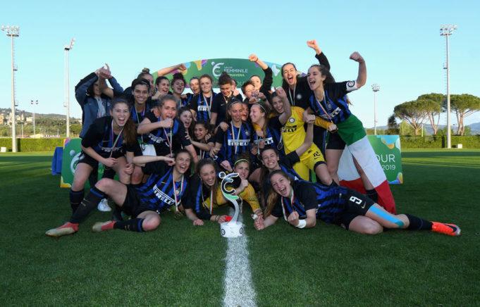 Inter Primavera campione 2018-2019