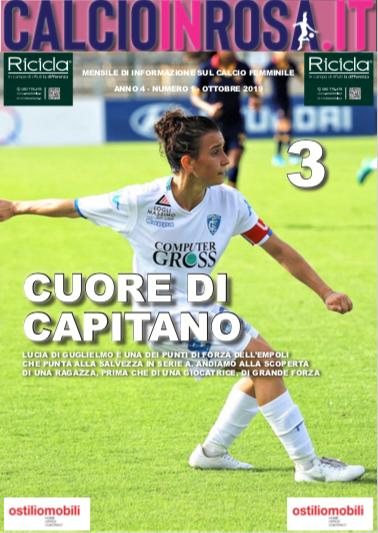 calcioinrosa magazine 1